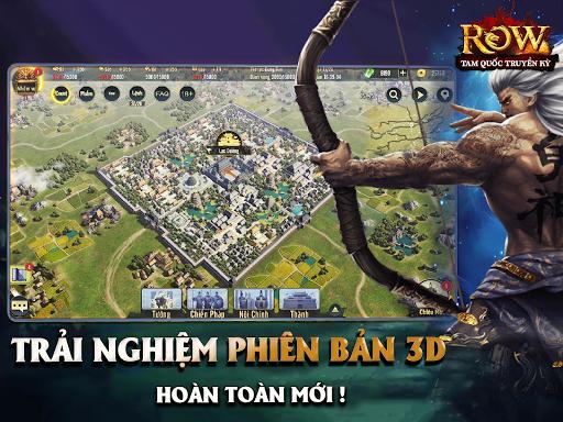 Row Tam Quốc Chí Truyền Kỳ VNG  screenshots 1