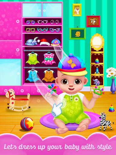 Sweet Baby Care Games & Dress Up Games apktram screenshots 5