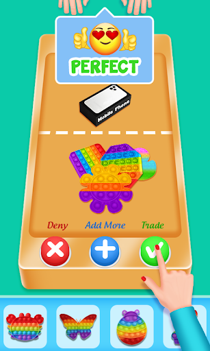 Mobile Fidget Toys 3D- Pop it Relaxing Games 1.0.10 screenshots 6