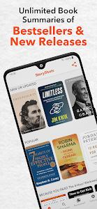 StoryShots - Book Summaries & Free Audio Books 1.9.9997 (Lifetime Premium)