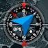 GPS Location Info, SMS Coordinates, Compass +
