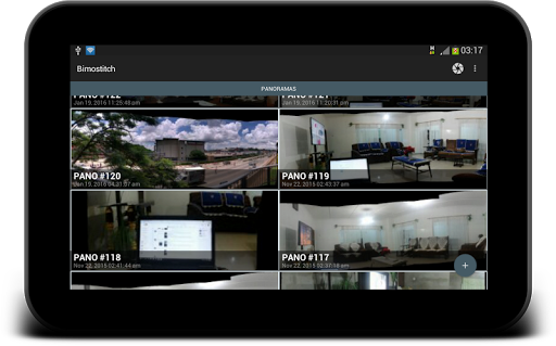 Bimostitch Panorama Stitcher (Free) Apkfinish screenshots 8