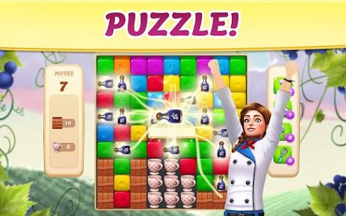 Vineyard Valley: Match & Blast Puzzle Design Game Mod 1.24.10 Apk [Unlimited Money] 4