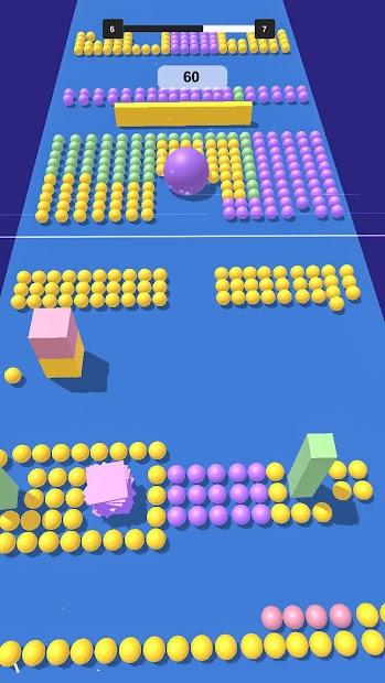 Captura 4 de Grande Bola Bache 3D para android