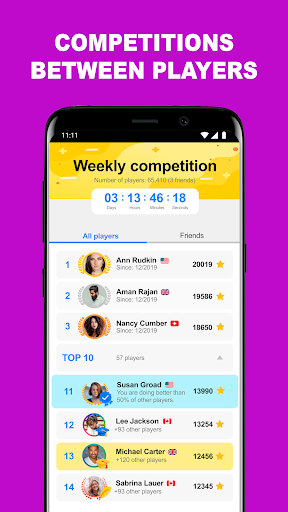 QuizzClub: Family Trivia Game with Fun Questions 2.1.19 Screenshots 5
