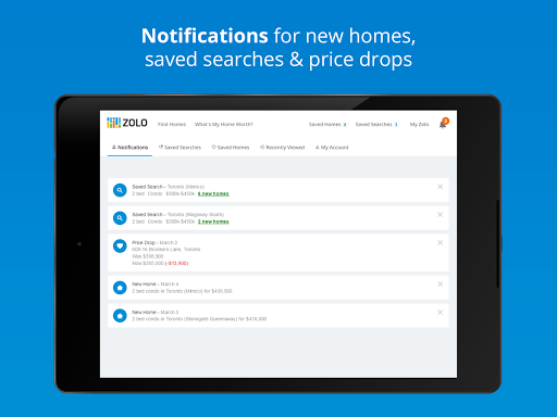 Real Estate in Canada by Zolo  Screenshots 10
