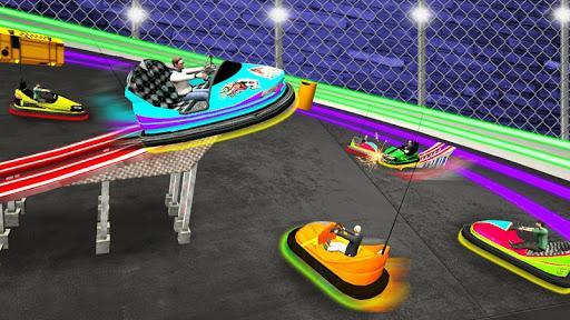 Light Bumping Cars Extreme Stunts: Bumper Car Game  screenshots 6