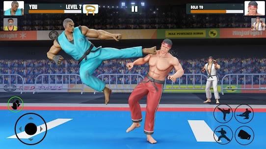 Tag Team Karate Fighting Games: PRO Kung Fu Master [Mod Version] 2