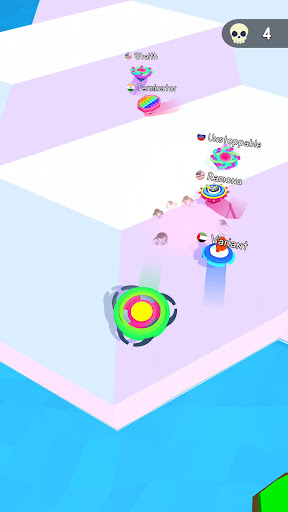 Spinner King.io  screenshots 3