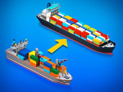 idle ship tycoon: port manager simulator screenshot 3