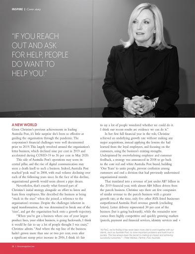 The CEO Magazine ANZ 6.0.11 screenshots 5