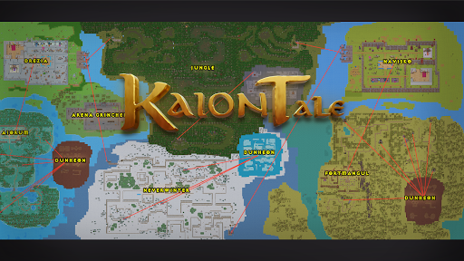 Kaion Tale - MMORPG 1.12.3 screenshots 8