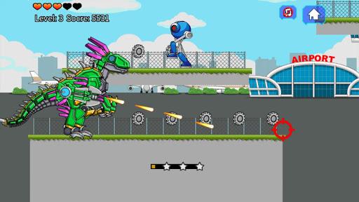Velociraptor Rex Dino Robot 2.5 screenshots 2