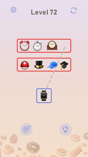 Connect Emoji Puzzle 1.0.3 screenshots 5