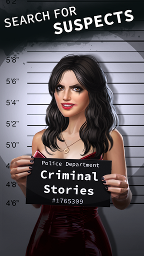 Criminal Stories: Detective games with choices apkslow screenshots 3