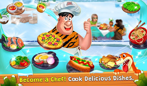 Cooking Madness: Restaurant Chef Ice Age Game 4.0 screenshots 10
