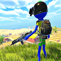 Stickman Survival Shooter - Free Shooting Games