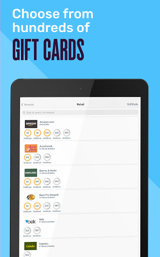 Fetch Rewards - Scan Receipts to Earn Gift Cards  screenshots 17