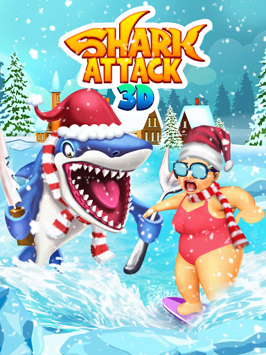Shark Attack 3D android2mod screenshots 7