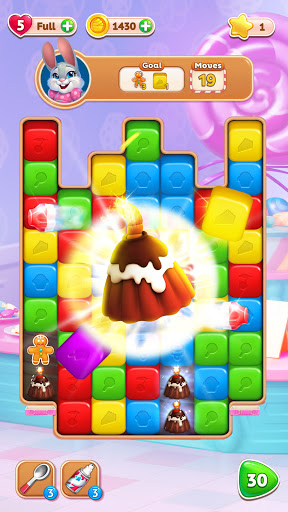 Sweet Escapes: Design a Bakery with Puzzle Games 5.5.494 screenshots 6
