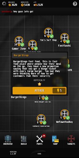 vHack Revolutions - World of Hackers 1.1.66 screenshots 8