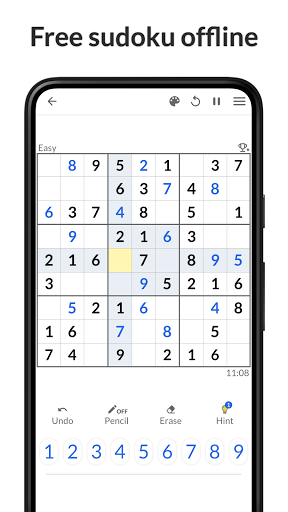 Sudoku Addict 1.0.83 screenshots 1