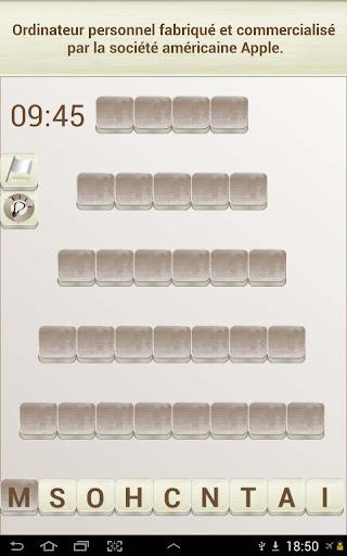 Jeux de Mots en Franu00e7ais android2mod screenshots 7