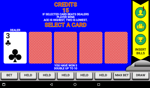 Video Poker Classic Double Up 6.20 screenshots 11