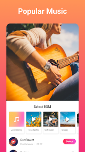 SlidePlus - Video Slideshow Maker Screenshot