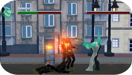 Ben vs Super Slime: Endless Arcade Action Fighting  screenshots 3