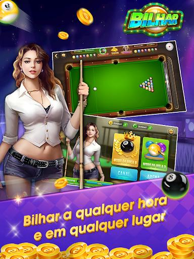 Bilhar - Bilhar bola 8 - Bilhar com jogo de cartas goodtube screenshots 16