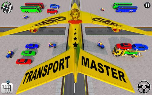 Crazy Car Transport Truck:New Offroad Driving Game 1.32 Screenshots 4