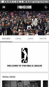 NBA G League 7.4.2 Android Mod + APK + Data 1