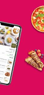 u0648u0635u0644 Wssel - Food Delivery in KSA 7.1.0 Screenshots 6