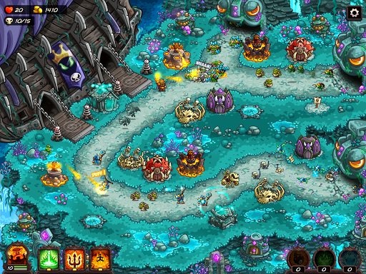 Kingdom Rush Vengeance  - Tower Defense Game 1.9.10 screenshots 12