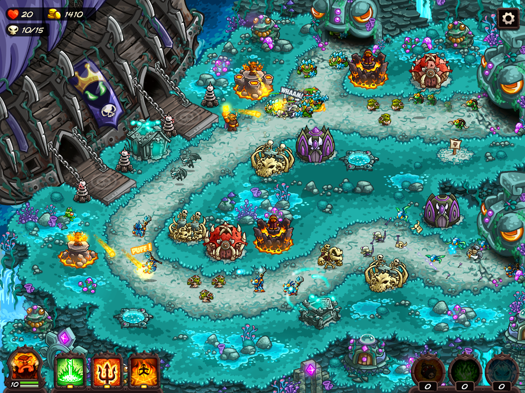 Kingdom Rush Vengeance - Tower Defense Game  poster 17