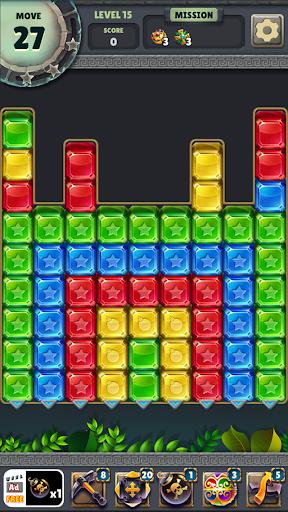 Jewel Blast : Temple 1.5.4 screenshots 8