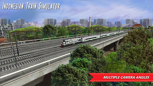 Indonesian Train Simulator 2020.0.8 Screenshots 1