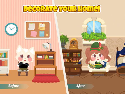 Happy Pet Story: Virtual Pet Game 2.2.3 Screenshots 12