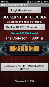 Becker 5Digit Radio Code For Pc | How To Install (Windows & Mac) 5