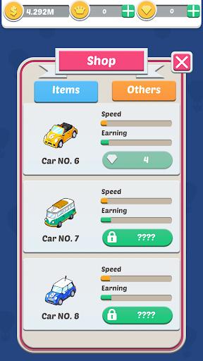 Super Parking Simulator:Merge Legend screenshots 7