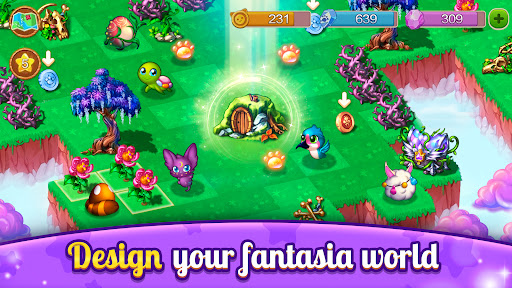 Fantastic Pets : Wonder Merge Magic Game u2728  screenshots 14