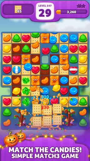 Lollipop: Sweet Taste Match 3 screenshots 3