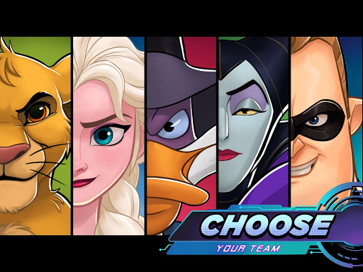 Disney Heroes: Battle Mode 2.6.11 screenshots 1