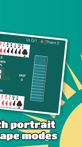 Bridge Card Game for beginners no wifi games free 1.12 7