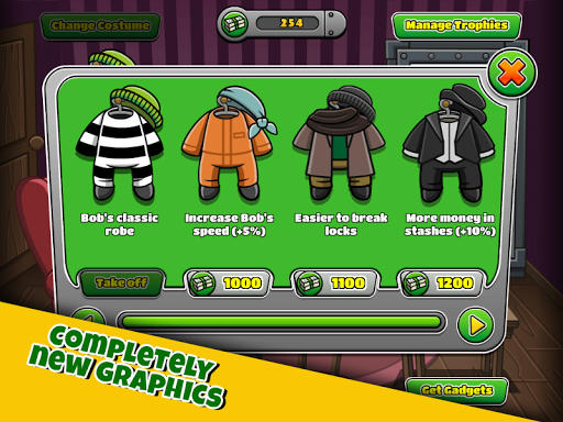 Bob The Robber 4 1.44 screenshots 6