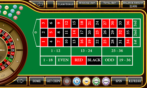 Roulette - Casino Style! 4.32 screenshots 9