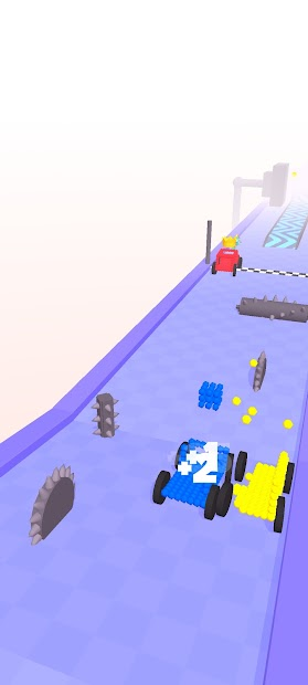 Pixel Race screenshot 1