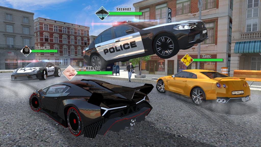 City Crime Online  poster 2