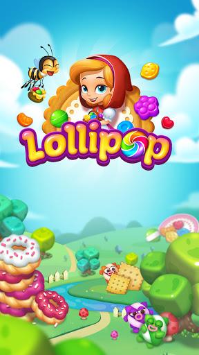 Lollipop: Sweet Taste Match 3 21.0625.19 screenshots 8